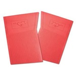 PVC Pony Floor Mats (Red)
