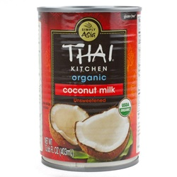 Coconut Milk, Thai Kitchen - Organic, 13.66oz