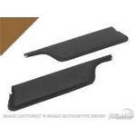 67-68 Convertable Sun Visors (Saddle)