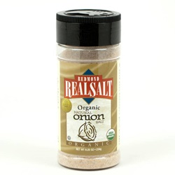 Onion Salt (Real Salt®), Organic - 8.25 oz