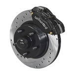 64-69 Wilwood Disc Brake Conversion w/ Drilled & Slotted Rotors