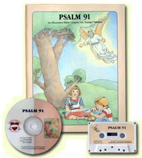 Country Life Natural Foods - THY WORD PSALM 91, NKJV/CD