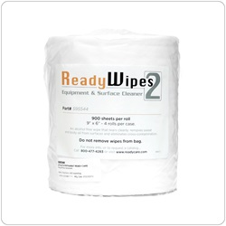 Ready Wipes 2 Equipment Cleaning Wipes