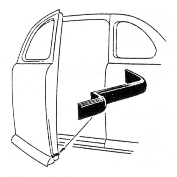 1942 Ford 4 Door Sedan