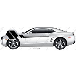 2010-2015 Chevrolet Camaro Speed Kit