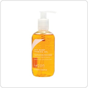 LYCON Anti-Bump Foaming Gel