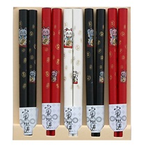 Maneki Neko Chopsticks Set