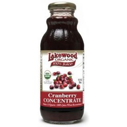Organic Cranberry Juice Concentrate, Pure - 12.5oz