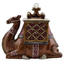 "10""H Arabian Camel Keepsake Box"
