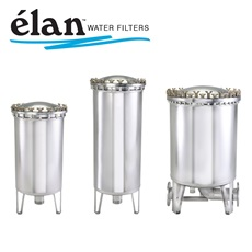 élan™ Stainless Steel Water Filter