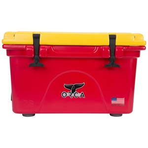 Red/Yellow 26 Quart