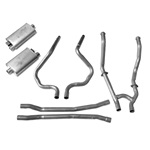 1964-68 Dual Exhaust Kit