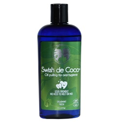 Rare Body® Swish de Coco Spearmint Oil Pulling