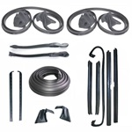Body Weatherstrip Kit