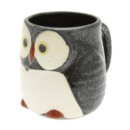 Mug Owl Midnight 14 oz.