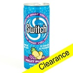 Switch, Fruit Punch - 8oz (Case of 24) - Clearance