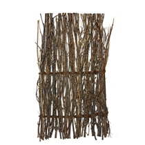 Decorative Bamboo Mat - Medium