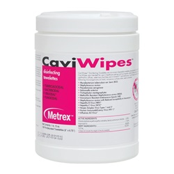 Cavicide Disinfectant Wipes
