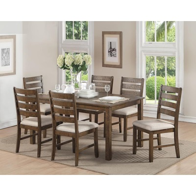 74690 7PC PACK DINING SET