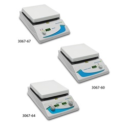 Digital Hotplates, Stirrers & Hotplate Stirrers  (Benchmark Scientific)