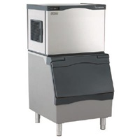 Scotsman C1448SA-32B 1553 Lb Capacity Ice Machine