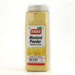 Mustard, Ground - 16oz