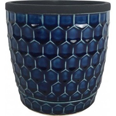 "6"" Honeycomb Planter"