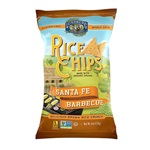 Rice Chips, Santa Fe Barbeque - 6oz