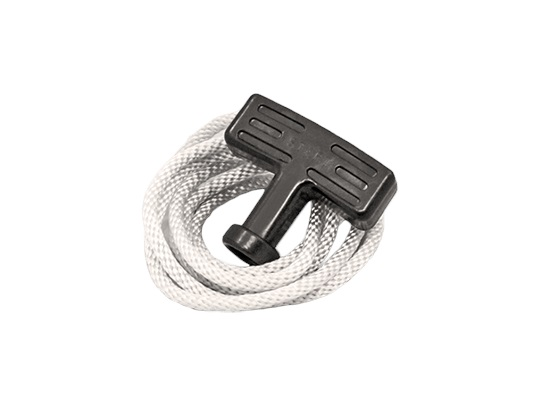 "GX series 55"" #5 Recoil Rope with Handle for GX 120-160-200"
