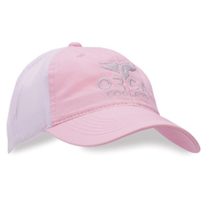 Pink Low Profile Trucker Hat