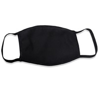 PPE Face Masks-BLACK Package of 25