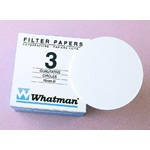 Filter Papers, Qualitative Standard Grade 3 (Whatman)