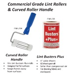 Lint Busters Plus