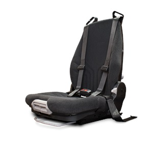 Actimo Seat with 4-Point Harness