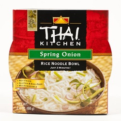 Rice Noodle Bowl, Spring Onion - 2.4oz (Box of 6)