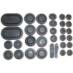 Body Plug / Rubber Grommet Kit