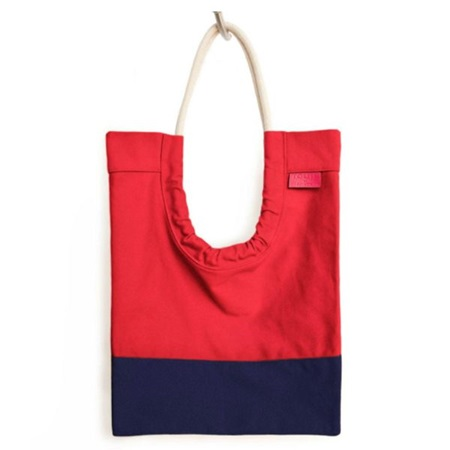 TOUTE Bag Tote Rouge/Navy