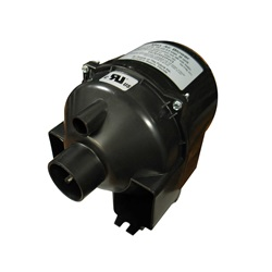 BLOWER: 1.0HP 120V WITH NEMA PLUG 4' CORD MAX AIR SERIES WITH AIR SWITCH CONTROL AND HEATER