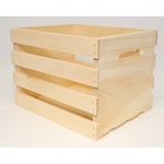 Medium Wood Crates