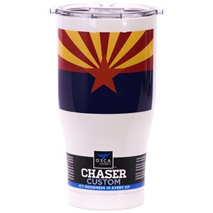 Arizona State Flag Chaser 27oz