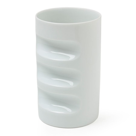 Mori 10 Oz. Fancy Cup - Three Grooves