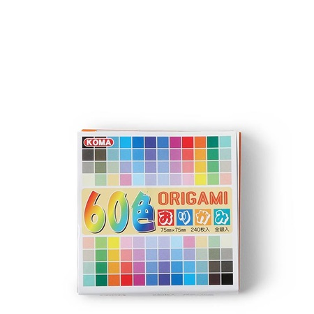 "Origami Paper 3"" Assorted"