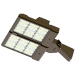 LED FLOOD - 600W - 5000K - 100-277V - STRAIGHT ARM - COMMERCIAL LED