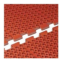 Notrax VIP-Duralock Grease Resistant Matting, Center