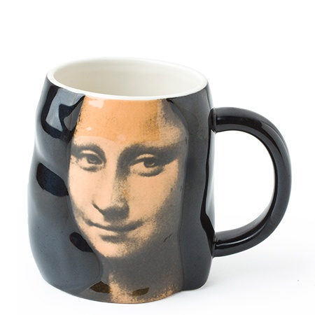 Mona Lisa 10 Oz. Mug
