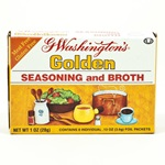 G. Washington Seasoning & Broth, Golden - 1 oz