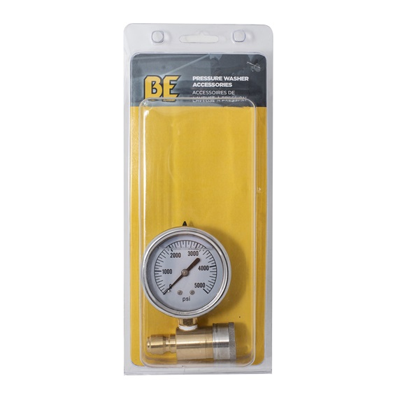 "2.5"" Quick Connect Pressure Gauge Kit"
