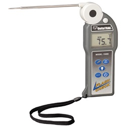Flash Check™ Waterproof Food Service Thermometer  (DeltaTRAK 15000)