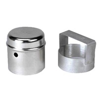 "Rochow Two-Piece 3-3/4"" Biscuit Cutter"