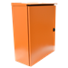 Steel Enclosure/Cabinet (Orange)